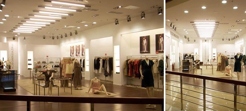 """Магазин женской одежды """"BCBG MAX AZRIA"""""""