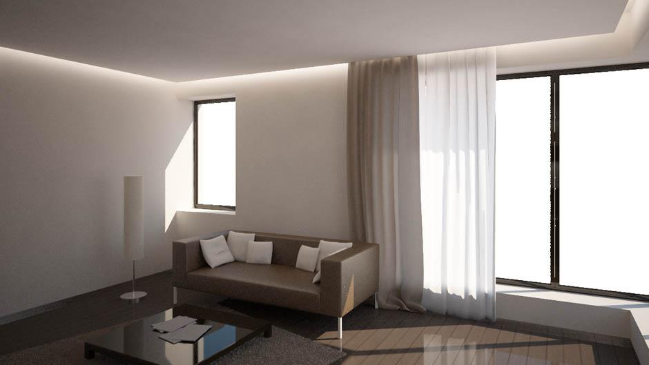 Концепция планировки квартиры