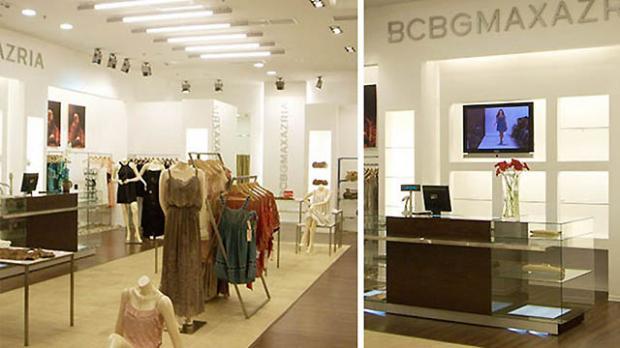 Магазин женской одежды «BCBG MAX AZRIA»