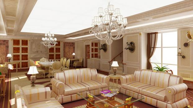 Проект квартиры реконструкции  жилой квартиры в исторической застройке