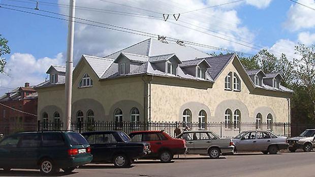 Воскресная школа при ц. Александра Невского